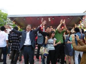 2013年GW清里・ビール祭 066
