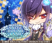 「SNOW BOUND LAND」応援中!