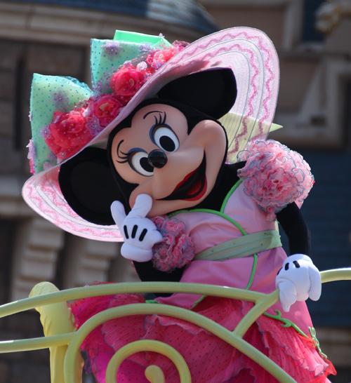 今日はミニーの日!*ミニーちゃん大特集!*6