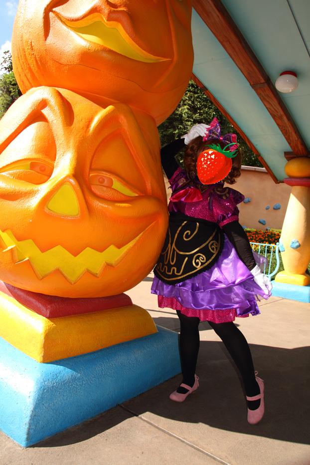 2012年10月、仮装イン ~スプーキーミニー~2