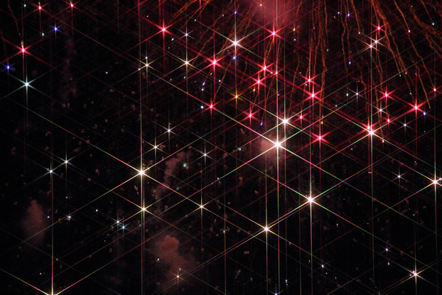 スノークロスの夜景と花火9