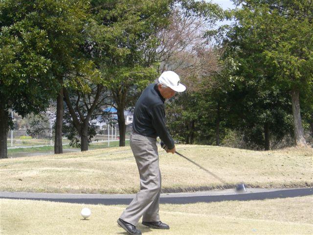 4回市川三田会ゴルフ