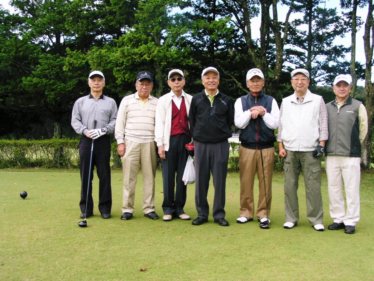 市川三田会第5回ゴルフ会
