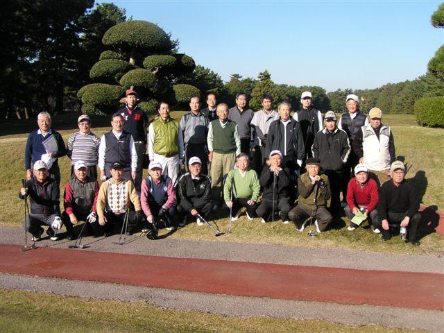 市川早慶ゴルフ会