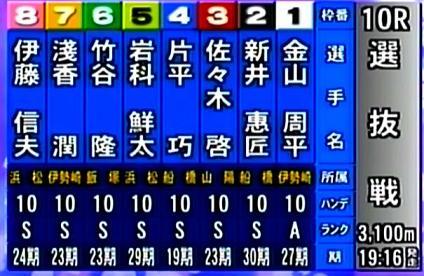 10R選抜戦