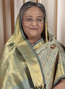 Sheikh Hasina現首相