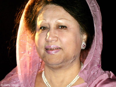 Khaleda Zia 前首相