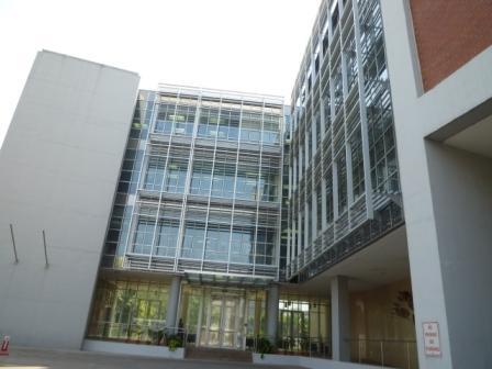 世界銀行ダッカオフィスの外観
