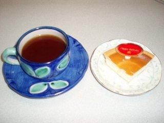 20121004デンマーククリームチーズケーキ