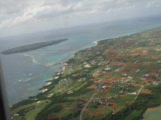 200911来間島上空写真