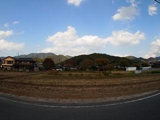 丹波市春日町木工店前景色2