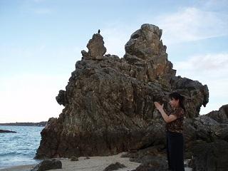 オーシャンダイバー講習海に祈る