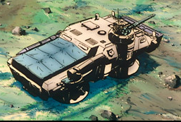 74式ホバートラック(M353A4)の画像 - 魔神機兵団の日記