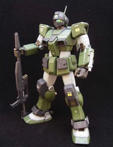 L7 G-Option 1-100 GM Sniper Custom 狙击型吉姆 改件