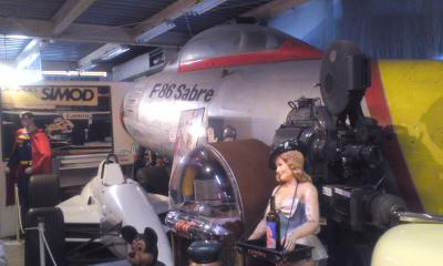 F-86セイバージェット戦闘機