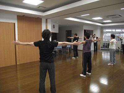 体に効く体操ブログ