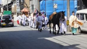 2013年3月22日 おいで祭り(平国祭)in一本杉通り