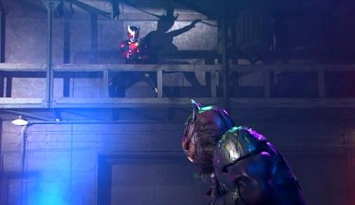 仮面ライダークウガ 超ひみつビデオ「仮面ライダークウガVS剛力怪人 ゴ・ジイノ・ダ」