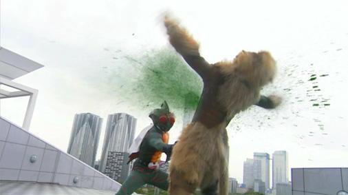 仮面ライダーディケイド 第28話「アマゾン、トモダチ」