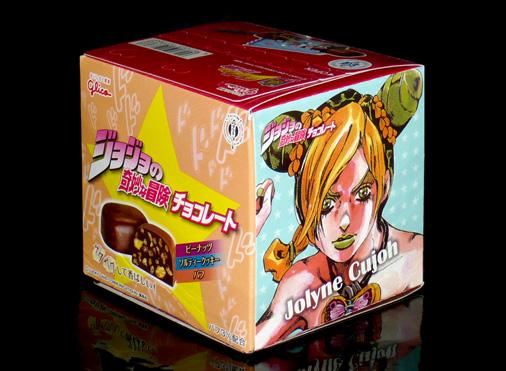 グリコ ジョジョの奇妙な冒険チョコレート