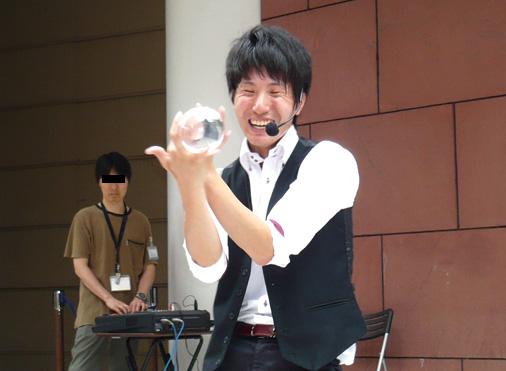 アッキー2号inららぽーとTOKYO-BAY