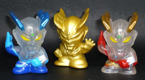 ウルトラマンフェスティバル2012 スペシャル指人形