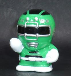 激走戦隊カーレンジャー グリーンレーサー