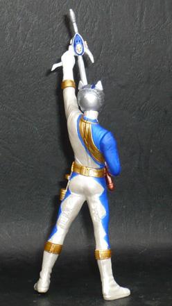 百獣戦隊ガオレンジャー ガオシルバー