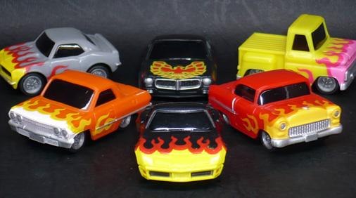 GM名車プルバックカー ファイアオリジナルコレクション