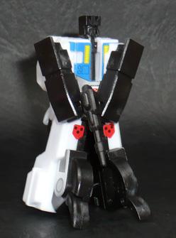 グルーブ ロボットモード