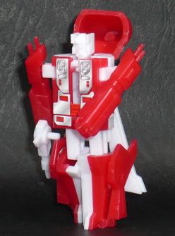 グレイズ ロボットモード