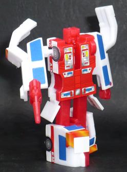 ファーストエイド ロボットモード