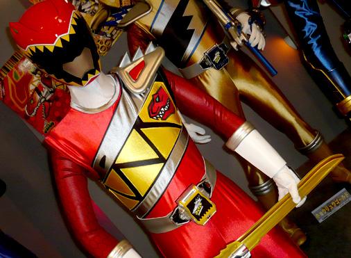 仮面ライダー×スーパー戦隊 Wヒーローウィンターカーニバル2014 獣電戦隊キョウリュウジャー キョウリュウレッド