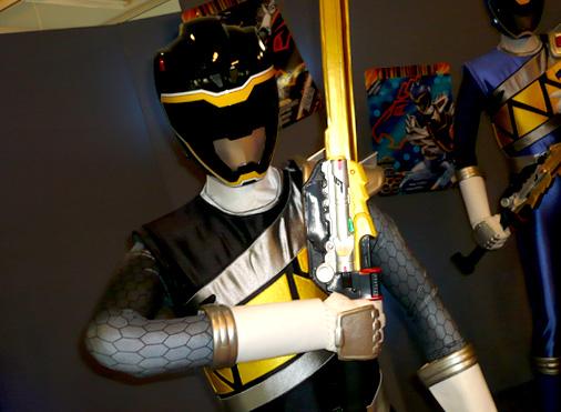 仮面ライダー×スーパー戦隊 Wヒーローウィンターカーニバル2014 獣電戦隊キョウリュウジャー キョウリュウブラック