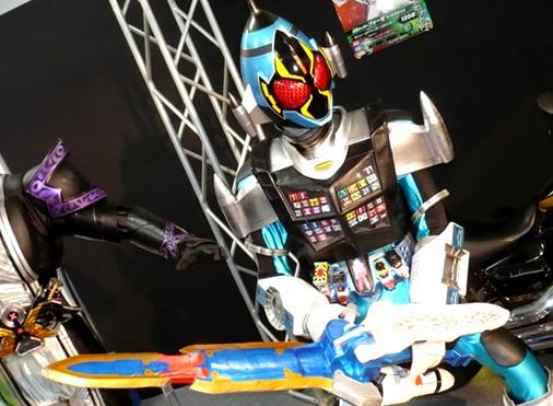 仮面ライダー×スーパー戦隊 Wヒーローウィンターカーニバル2014 仮面ライダーフォーゼ コズミックステイツ