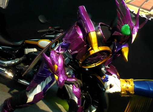 仮面ライダー×スーパー戦隊 Wヒーローウィンターカーニバル2014 仮面ライダーオーズ プトティラコンボ