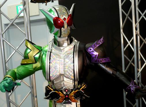 仮面ライダー×スーパー戦隊 Wヒーローウィンターカーニバル2014 仮面ライダーダブル サイクロンジョーカーエクストリーム