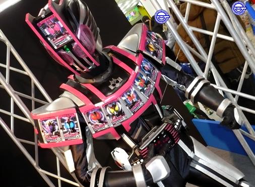 仮面ライダー×スーパー戦隊 Wヒーローウィンターカーニバル2014 仮面ライダーディケイド コンプリートフォーム
