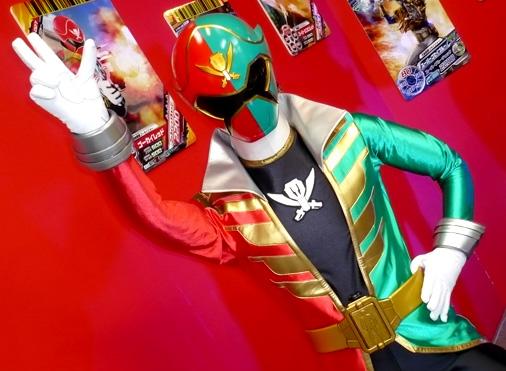 仮面ライダー×スーパー戦隊 Wヒーローウィンターカーニバル2014 海賊戦隊ゴーカイジャー ゴーカイクリスマス
