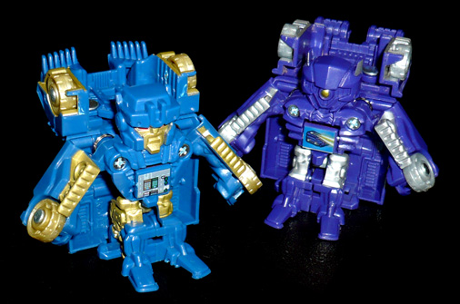 ディセプティコン ブロウル ロボットモード