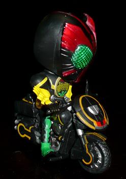 仮面ライダーオーズ タトバコンボ/ライドベンダー