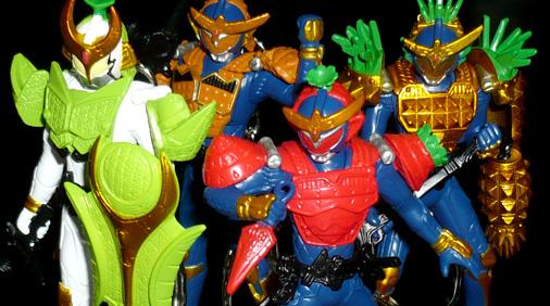 バンプレスト 仮面ライダー鎧武 リアルフィギュアキーホルダー2