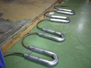 蛇管作業5