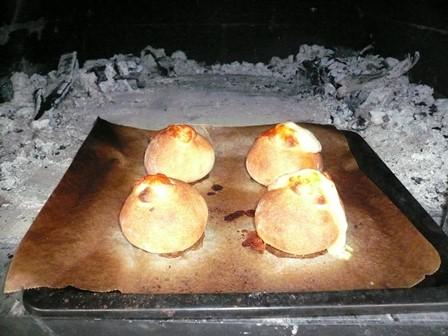 パン出来上がり P1050152