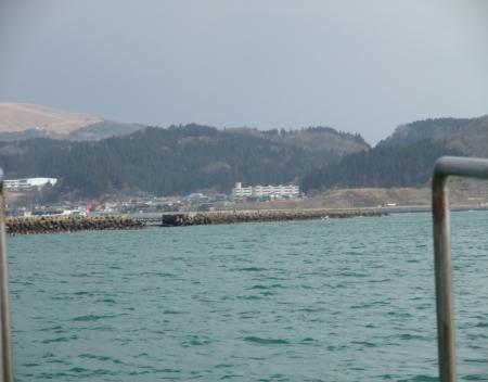 黒鯛の激激あつエリア船川港・中堤