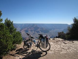 グランドキャニオン自転車