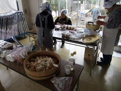2013.3.3 赤飯作り(ゆずり葉会) 046 (3)