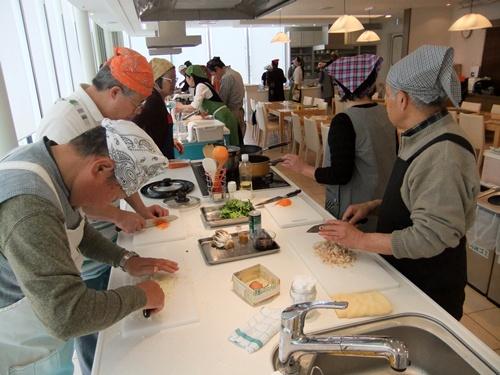 2013.3.14 男の料理教室(豊洲) 001 (26)