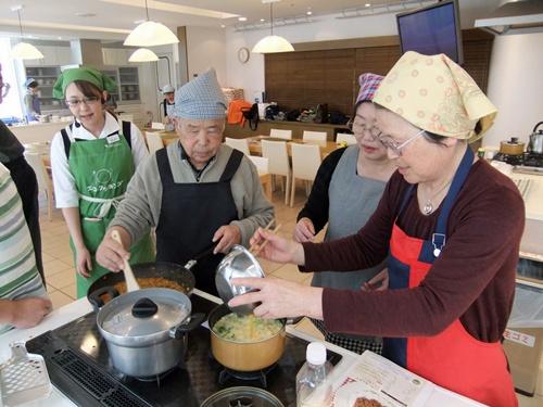 2013.3.14 男の料理教室(豊洲) 001 (32)