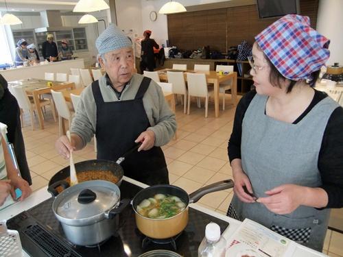 2013.3.14 男の料理教室(豊洲) 001 (31)